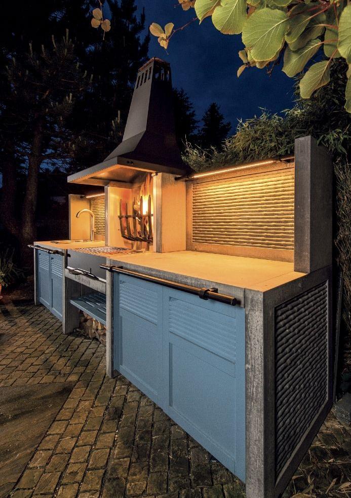 Outdoor-Küchen • MünchenSüd
